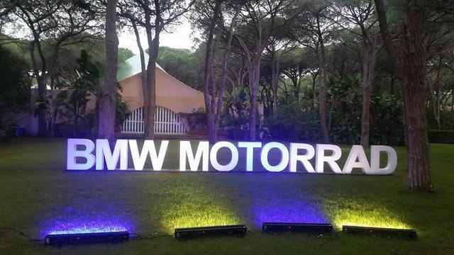 BMW Motorrad International Meeting 2018 In Italy